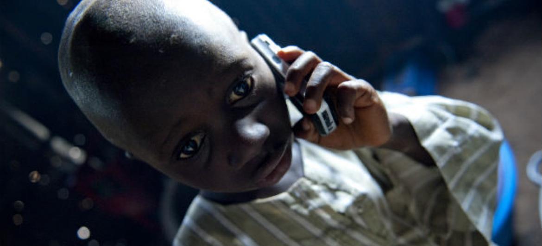 """A UIT acredita que o setor é """"crucial"""" para acelerar as ações em prol dos ODSs. Foto: Arne Hoel / Banco Mundial"""