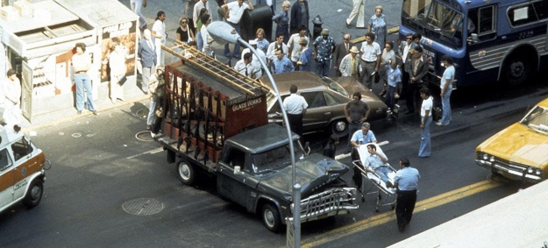 Acidentes de trânsito matam milhões por ano. Foto ONU: D Siegel.