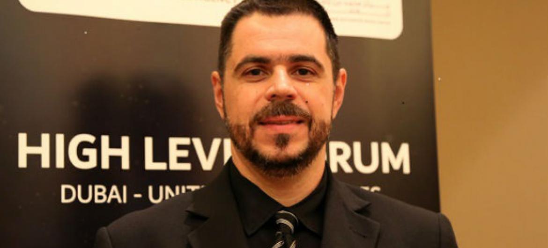 Kleber Pinheiro Naccarato. Foto: ONU News