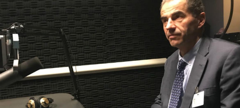 Ministro Manuel Heitor. Foto: ONU News