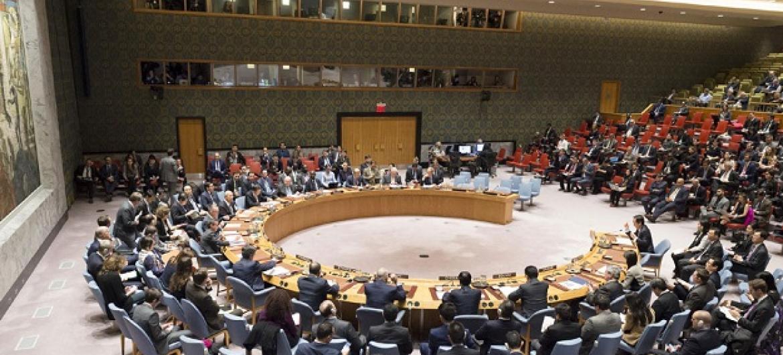 Feltman pediu aos Estados-membros do Conselho de Segurança que se unam para evitar uma escalada na Península Coreana. Foto: ONU//Rick Bajornas.