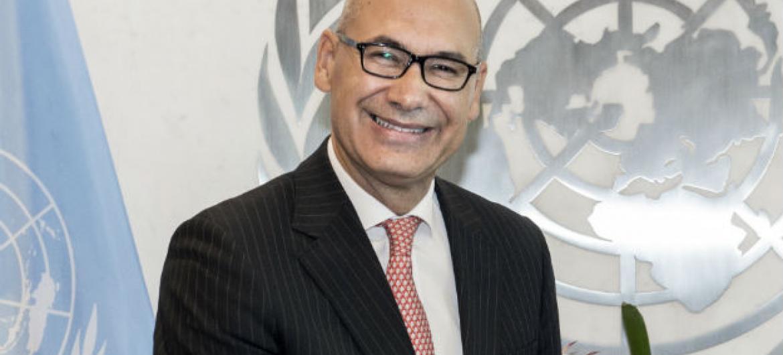 Embaixador Francisco Duarte Lopes. Foto: ONU/Kim Haughton