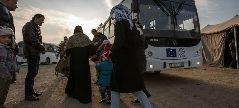 Dia Internacional do Migrante. Foto: OIM/Muse Mohammed