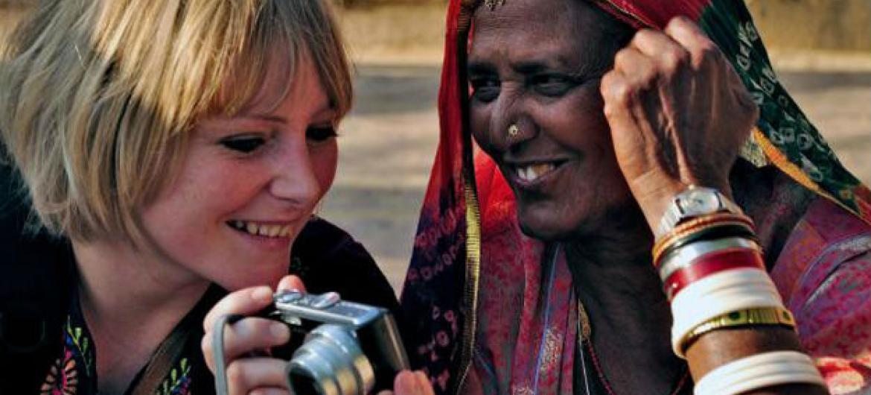 Fotografia de Rabin Chakrabarti concorreu no concurso de fotos da OMT
