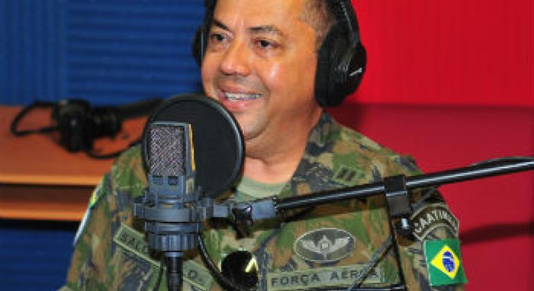 Salomão Silva. Foto: Arquivo pessoal
