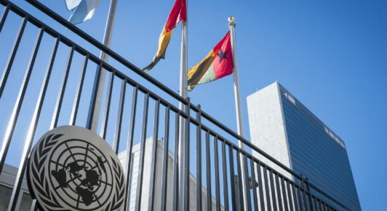Sede das Nações Unidas em Nova Iorque. Foto: ONU/Manuel Elias
