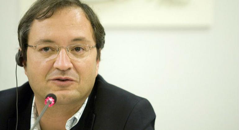 Francisco Sarmento. Foto: ONU/Alessia Pierdomenico