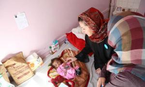 Criança no Iêmen. Foto: Unicef