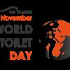 Logo do Dia Mundial das Instalações Sanitárias