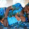 Semana Mundial da Amamentação. Foto: Unicef/NYHQ2010-3063/Pirozzi