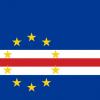 Bandeira de Cabo Verde.