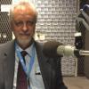 Léo Heller durante entrevista nos estúdios. Foto: Rádio ONU.