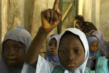 Para funcionárias da ONU, governo tem a responsabilidade de garantir proteção dos menores. Foto: Unicef/Nesbitt