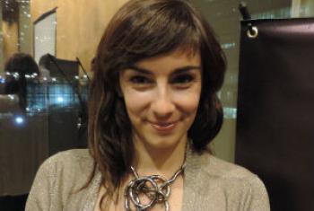Diretora do Arte Institute, Ana Ventura Miranda. Foto: Rádio ONU