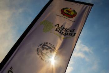 """Conferência """"África em Ascensão"""" acontece em Maputo. Foto: FMI"""