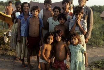 Dia Internacional das Famílias. Foto: ONU/Pernaca Sudhakaran