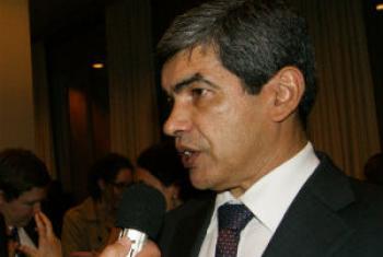 Fernando Jorge Wahnon Ferreira. Foto: Rádio ONU