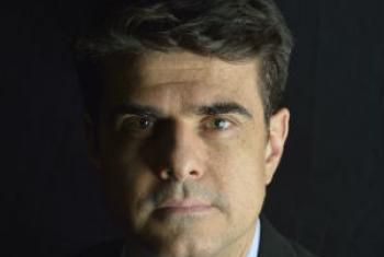 José Fischel. Foto: Ricardo Esteves