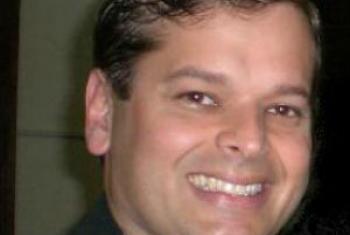Márcio Gonçalves de Sousa. Foto: arquivo pessoal
