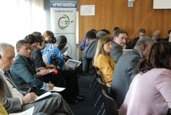 Encontro dos ministros da Saúde em Genebra. Foto: OMS