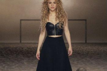 Shakira lança vídeo para promover combate à fome. Foto: PMA