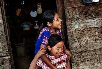 Proteger vidas e combater a pobreza. Foto: Unfpa