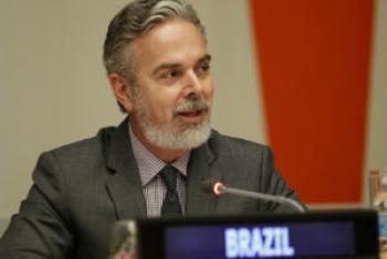 Antonio Patriota. Foto: ONU/Paulo Filgueiras