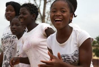 Crianças moçambicanas. Foto: Unicef