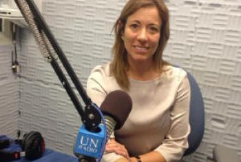 Valéria de Campos Mello Foto: Rádio ONU