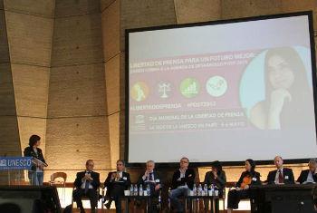 Conferência da Unesco em Paris. Foto: Unesco/Jonathas Mello