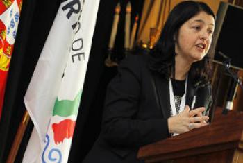 Sandra Carvão. Foto: OMT