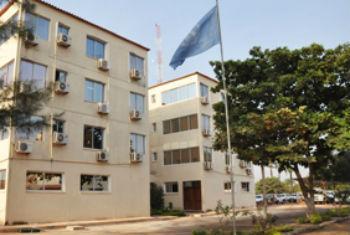 Escritório da ONU na Guiné-Bissau