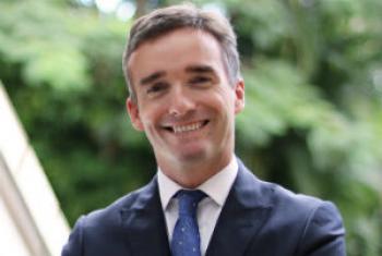 Alex Ellis. Foto: Divulgação