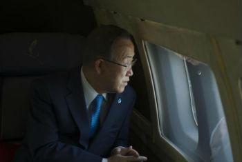 Ban Ki-moon Foto: ONU/Eskinder Debebe