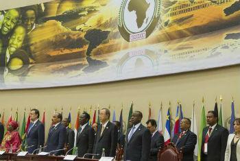 23ª. Sessão da União Africana.Foto: ONU/Eskinder Debebe