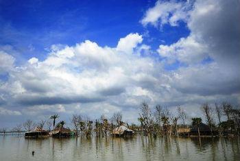 Brasil pode sofrer com inundações. Foto: FAO/Munir Uz Zaman