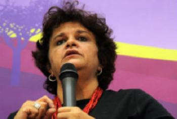 Ministra Izabella Teixeira Foto: ONU