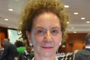 Ligia Maria. Foto: Rádio ONU/Ouri Pota