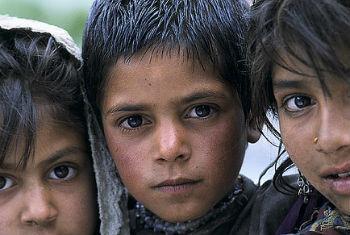 Crianças paquistanesas. Foto: Banco Mundial/Curt Carnemark