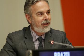 Antonio Patriota Foto: ONU/Paulo Filgueiras