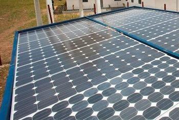 Energia solar. Foto: Pnuma