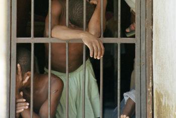 Casos de tortura aumentam. Foto: ONU/Eskinder Debebe