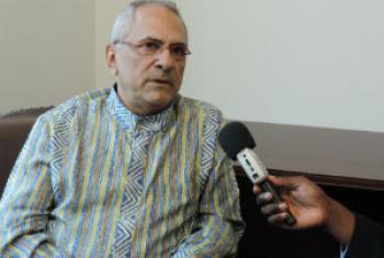 José Ramos Horta. Foto: Rádio ONU
