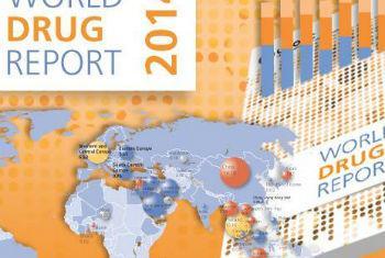 Relatório Mundial de Drogas 2014. Imagem: Unodc