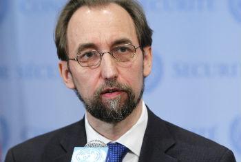 Zeid Ra'ad Zeid Al Hussein. Foto: ONU/Devra Berkowitz