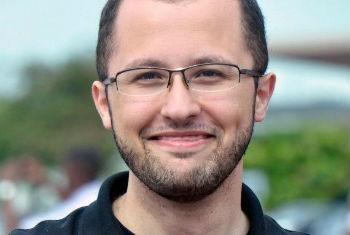 Majd Soufan. Foto: Arquivo Pessoal
