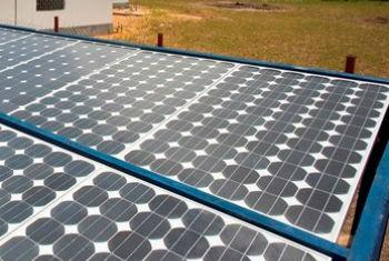 Painel solar. Foto: Pnuma