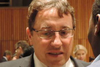 Achim Steiner. Foto: Rádio ONU
