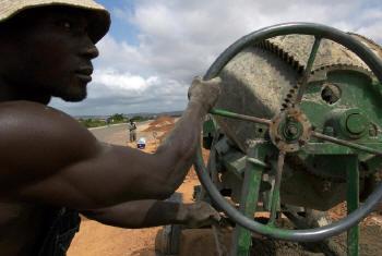 Economias africanas são as que mais crescem no mundo. Foto: Banco Mundial/Jonathan Ernst