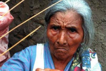Envelhecimento da população na América Latina. Foto: Cepal